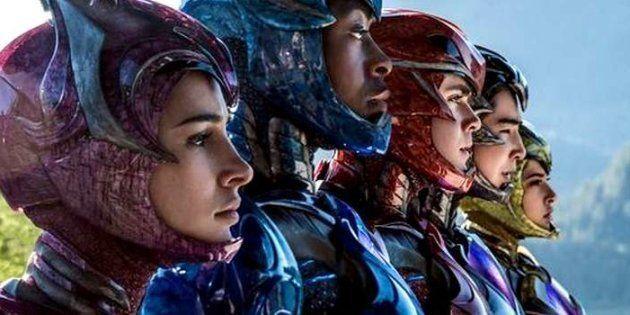 Estrenos de cine: por qué ver ''Power Rangers', Life (Vida)' y 'I Am Not Your