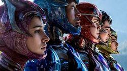 Conoce a los 'Power Rangers' del siglo