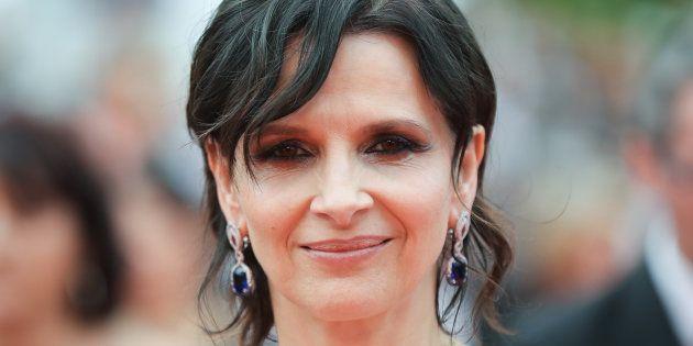 La actriz Juliette