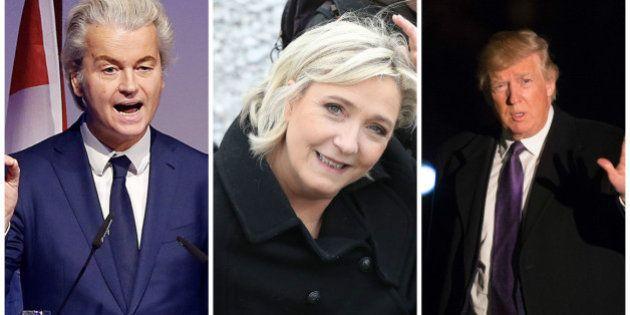 ¿Quién ha dicho esto: Trump, Le Pen o Wilders?