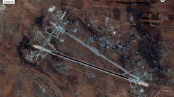 Lo que se sabe del bombardeo de EEUU en Siria hasta