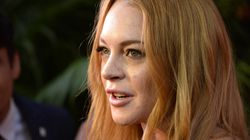 Lindsay Lohan, en burkini durante sus vacaciones en