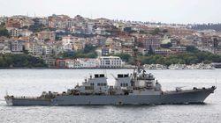 Dos buques con base en Rota participaron en el ataque de EEUU contra