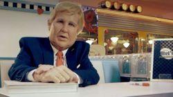 La celebrada imitación de Joaquín Reyes de Trump: