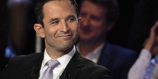 El candidato del Partido Socialista a las elecciones francesas, Benoît