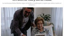 Nadal leyó esta noticia de 'La Voz de Galicia'... y decidió hacer