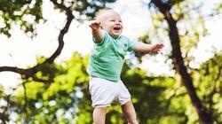 Las fotos de esta bebé te pondrán de los nervios, pero tienen su