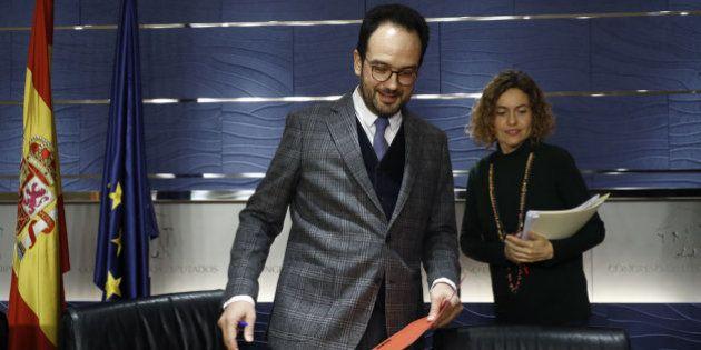El PSOE pide también una comisión de investigación sobre