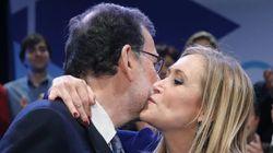 Cifuentes deja la gestora del PP de Madrid y anuncia su candidatura a