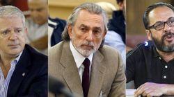 Correa, Crespo y El Bigotes, a prisión por la Gürtel de