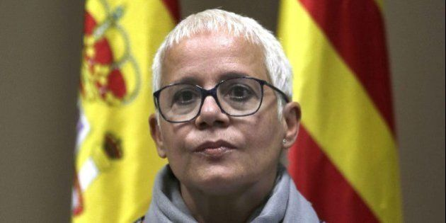 La fiscal jefe de Barcelona: