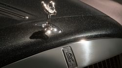 El coche más lujoso es un Rolls-Royce de