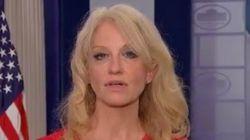 Este periodista desmonta en directo a Conway, la asesora de