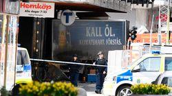El camión utilizado en el atropello de Estocolmo había sido