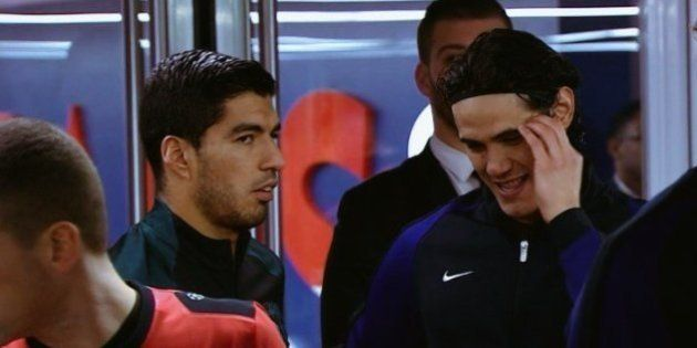 Luis Suárez y Cavani, dos vecinos que se encuentran en