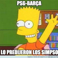 Los memes del PSG-Barça que recibirás por