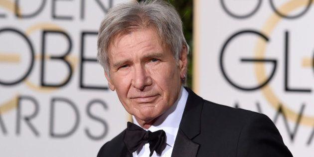 Harrison Ford, investigado por sobrevolar un avión de pasajeros con su