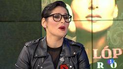 Rosa López nunca cobró el cheque por ganar 'Operación