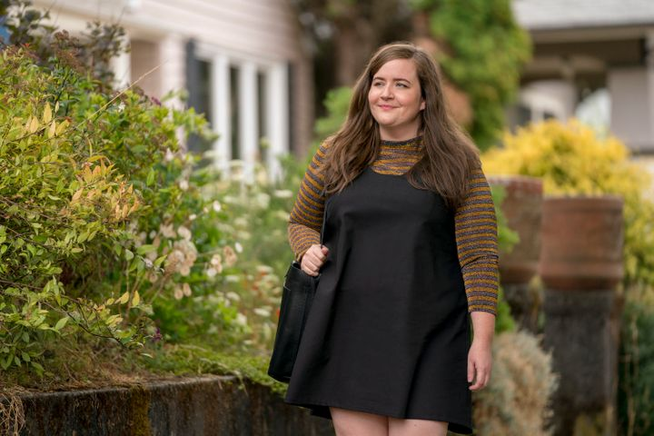 "Aidy Bryant as Annie on ""Shrill."""