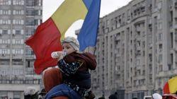 Los manifestantes rumanos nos envían una bonita lección de
