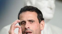 Henrique Capriles es inhabilitado para ejercer cargos públicos durante 15