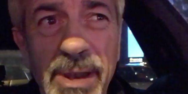 El tremendo enfado de Carlos Sobera en su coche: