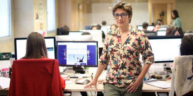 Montserrat Domínguez, premiada por su compromiso con la