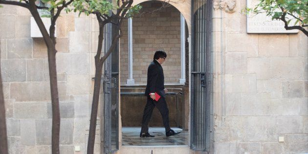 Normalidad y excepción en Cataluña... y en