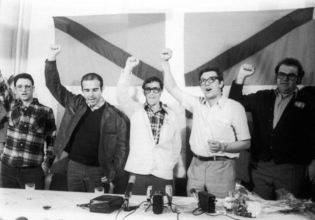 FOTOS: Los 40 años de ETA en estas 20