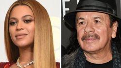 Santana ataca a Beyoncé: