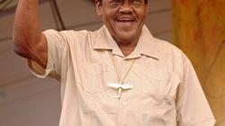 Muere el pionero del rock Fats Domino a los 89