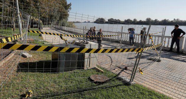Coria del Río descarta el vertido tóxico como origen de los extraños olores en el