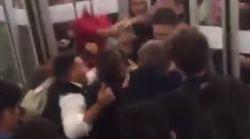 El vídeo viral de unos estudiantes de la UAB enfrentándose a un piquete para dar