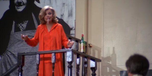 Fotograma de 'Noche de estreno' (John Cassavetes,