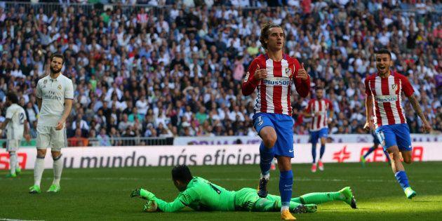 Griezmann pone el liderato a tiro para el Barça