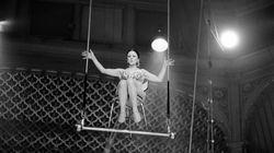 Muere la trapecista Pinito del Oro a los 86 años de