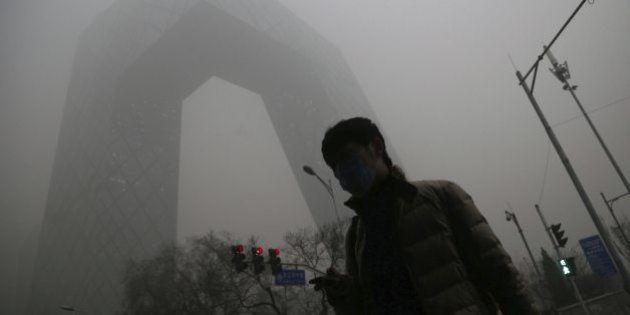 El aire contaminado mató a 4,2 millones de personas en