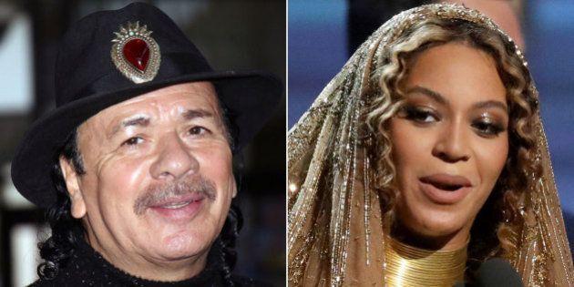 Carlos Santana aclara su comentario de que Beyoncé