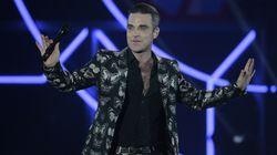 Los problemas de salud llevaron a Robbie Williams a cancelar parte de su