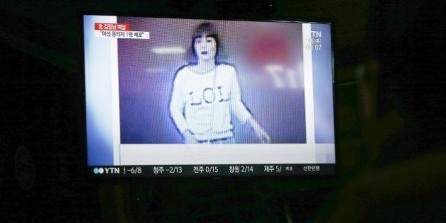 La camiseta de la supuesta asesina de Kim Jong-nam sale a la venta en