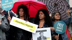 Libertad condicional para ocho activistas acusados de