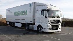 Interceptan en Teruel un camión que ocultaba a una familia de refugiados