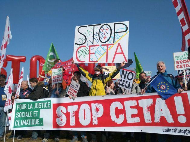 ¿Por qué votar contra el CETA, el TTIP