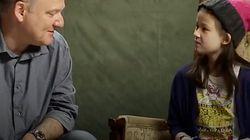 Padres e hijas hablan sobre