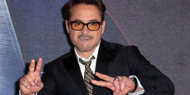 La foto de Robert Downey Jr. que está desconcertando a
