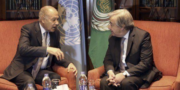 Guterres tensa las cuerdas con Washington al reclamar una solución de dos estados para Israel y
