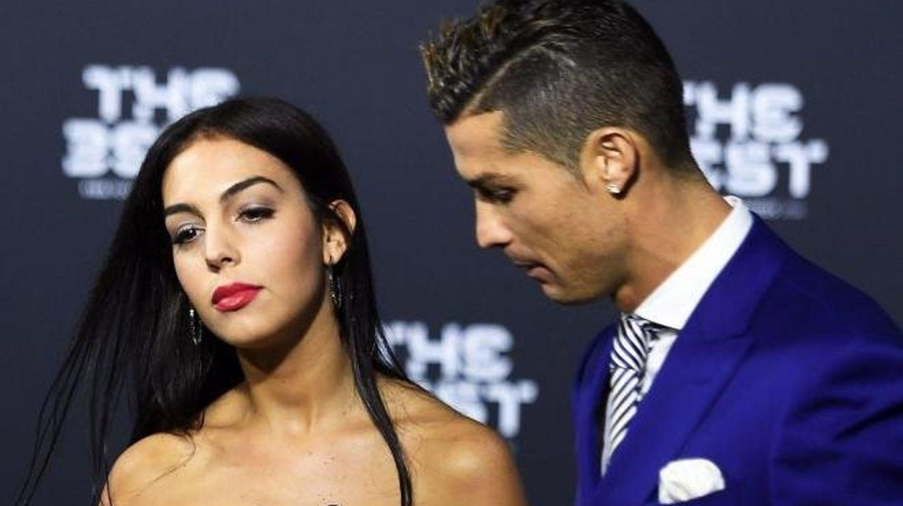 La Novia De Cristiano Ronaldo Se Queda Sin Su Trabajo De Dependienta En El Corte Inglés Por Su Fama El Huffpost