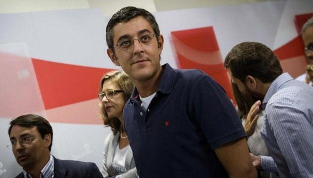 La insólita entrevista de Eduardo Madina a Fermín