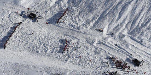 Dos españoles mueren en los Alpes franceses cuando practicaban