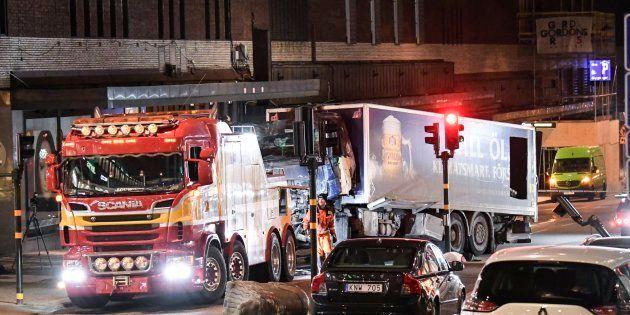 El sospechoso del atentado de Estocolmo confiesa pertenecer al EI: